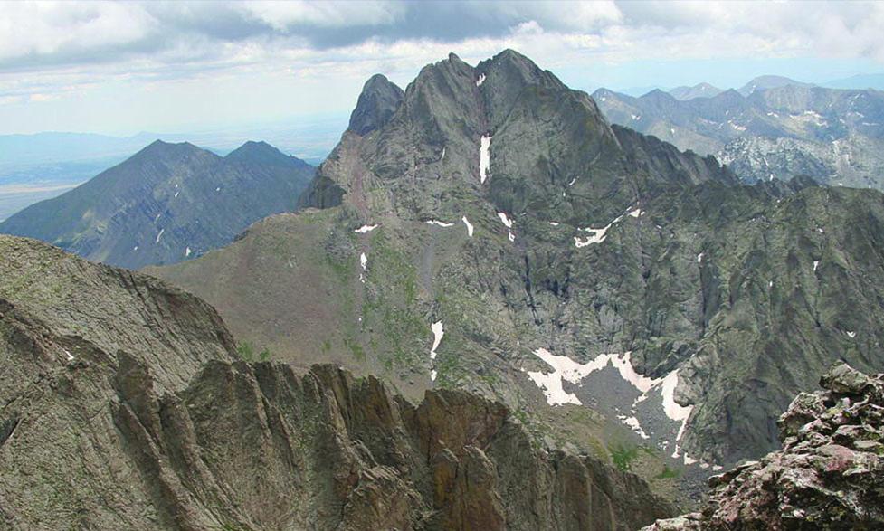 Crestone Peak (14,295 ft)