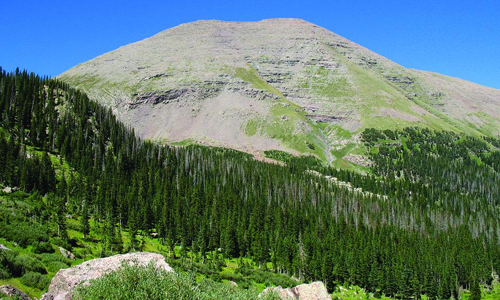 Humbolt (14,065 ft)