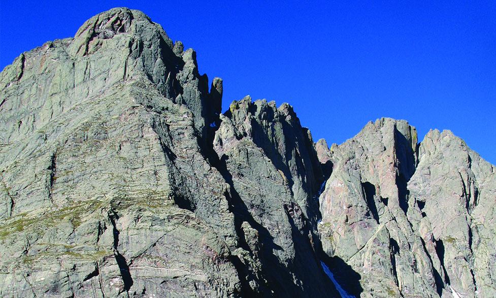 Crestone Needle (14,203 ft)
